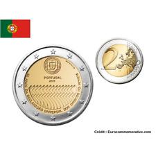2 Euro Commémorative Portugal 2008 '' Droits de l'Homme '' - UNC