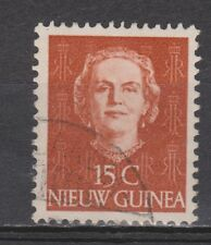 Indonesia Nederlands Nieuw Guinea 10 used 1950 NOW ALL STAMPS NEW GUINEA