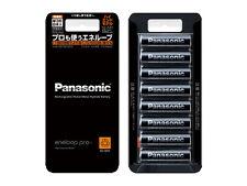 8 Panasonic Eneloop Pro AA Rechargeable Battery High Model 2500mAh  F/S Tracking