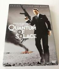 007 QUANTUM OF SOLACE FILM ED.SPECIALE 2 DVD ITALIANO BOX OTTIMO JAMES BOND