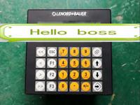 1PCS GEL88100D1 touch screen LENORD+BAUER