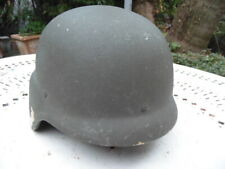 """CASQUE MILITAIRE """"FRITZ"""" INDUYCO S.A. PETITE TAILLE / OBSOLETE / PEU COURANT !"""