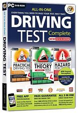Pass Driving Test CD Success All Tests Edition PC 2016 Theory Practical Licence