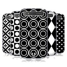 Fundas y carcasas Head Case Designs color principal negro para teléfonos móviles y PDAs BlackBerry