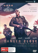 Danger Close The Battle of Long Tan DVD Region 4