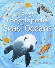 First Encyclopedia of Seas and Oceans by Ben Denne (2004, Paperback)