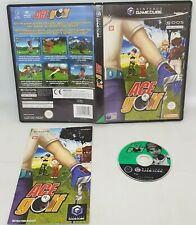 Ace Golf Nintendo GameCube 2002 PAL Version with manual VGC FAST FREE POST