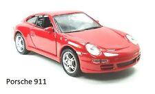 Porsche 911 Ort (997) Lizenz Miniatur Rückzugsmotor
