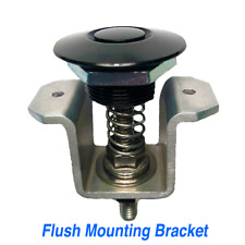 Mini Quick Bucket Strap Mounting Bracket Flush Latch With Panel Lift Spring