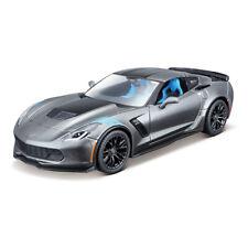 Maisto 1 24 Assembly Line 2017 Corvette Grand Sport Car Building Model Kit 8y