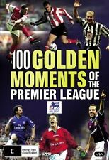 100 Golden Moments Of The F.A. Premier League - NEW DVD - Region 4