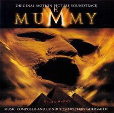 Die Mumie/The Mummy - OST [1999]   Jerry Goldsmith   CD