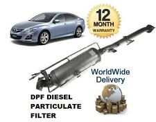 FOR MAZDA 6 2.0TD 2.0DT 2008-2013 DIESEL PARTICULATE FILTER DPF RFY82055XA