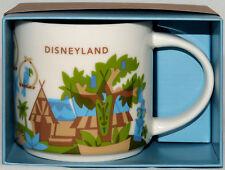 Disneyland Exclusive Starbucks You Are Here 3rd Edition Mug 2018 Adventureland