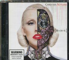 CHRISTINA AGUILERA - BIONIC - CD - NEW -