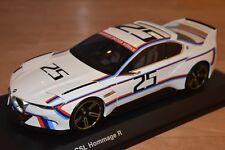!! BMW 3.0 CSL Hommage R, 1:18 Dealer Edition (Norev) Concept Car SEHR SCHÖN !!