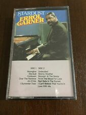 ERROL GARNER - STARDUST - K7 CASSETTE TAPE CINTA - NEW SEALED - NUEVA EMBALADA