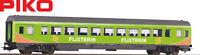 """Piko H0 58678 Personenwagen """"Flixtrain"""" Neuheit 2019 - NEU + OVP"""