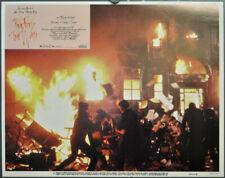 Pink Floyd la Pared 1982 Original 11X14 Ee.uu. Vestíbulo Tarjeta #7 Bob Geldof