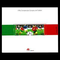Portugal 1996 - European Football Championship England Soccer - Sc 2099a MNH