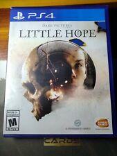 Dark Pictures Anthology: Little Hope - PlayStation 4 Ps4 - Sealed - Fast Ship