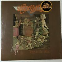 Aerosmith Toys In The Attic LP 1975 VG+ Shrink Columbia PC 33479 First Pressing