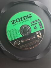 Zoids: Battle Legends (Nintendo GameCube, 2004) DISC ONLY - FREE SHIPPING !!