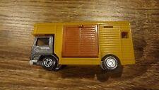 1977 Lesney Matchbox Horse Box Truck Bedford Express 2210