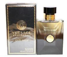 Versace Oud Noir 3.3/3.4oz. Edp Spray For Men New In Box