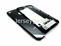 Replacement Rear Glass Back Cover Battery Door For iphone 4s A1387 Black
