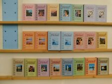 Rosamunde Pilcher 22 Bücher Romane romantische Romane Liebesromane
