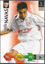 PANINI UEFA CHAMPIONS LEAGUE 2009-10 TRADING CARD-SEVILLA-JESUS NAVAS