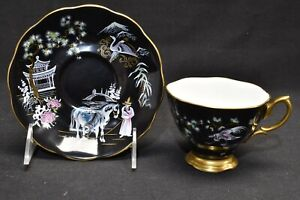 Royal Albert  Cup & Saucer Oriental