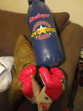 Macgregor Punching Powerhouse Bag And Gloves toy