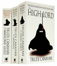 The Black Magician Trilogy 3 Books Set Collection Best Seller Trudi Canavan NEW