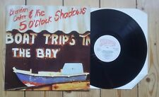 Brendan Croker & The 5 O Clock Shadows Boat Trips In the Bay LP