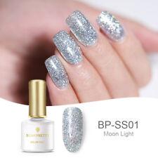 BORN PRETTY 24 Colors Starry Glitter UV Gel Nail Polish Soak Off Gel Varnish