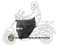 FOR PIAGGIO MP3 YOURBAN 300 SPORT i.e./LT 2012 12 WINTER WATERPROOF LEG COVER TE