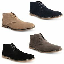 Unbranded Lace Up Casual Boots for Men