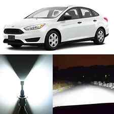 Alla Lighting Low Beam Headlight H11 LED Conversion Kits for 2012~16 Ford Focus