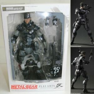 Metal Gear Solid SNAKE Play Arts Kai 25th Anniversary SQUARE ENIX Official NEW