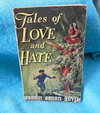 1964 Murray pb Adrian Conan Doyle Tales of Love and Hate