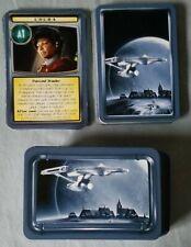 STAR TREK - CATAN BOARD GAME Mayfair 3003 - OOP - 130 Game Cards