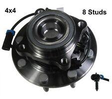 1999-2004 GMC Sierra 2500 (4WD) Front Wheel Hub Bearing Assembly (4x4)