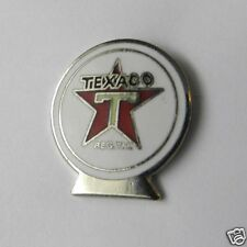 Texaco Oil Gas Fuel Lapel Pin Hat pin badge 3/4 inch in size