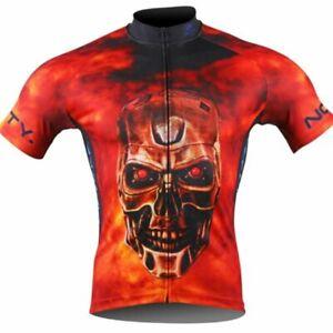 Brainstorm Gear Men's Terminator No Pity Cycling Jersey