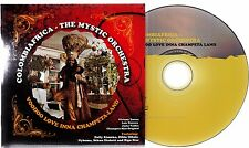COLOMBIAFRICA - THE MYSTIC ORCHESTRA Voodoo Love Inna Champeta Land UK promo CD