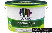Caparol Indeko-plus 12.5 Liter extrem ergiebig und wirtschaftlich Doppeldecker