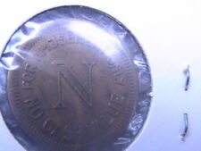 N GAME TOKEN GOOD FOR ONE FREE PLAY NO CASH VALUE FOR AMUSEMENT ONLY