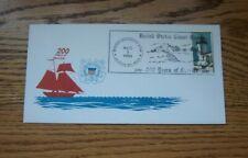 Coast Guard 200th. Anniv. Pictorial Cancel Quillayute River La Push, WA 1990 MIK